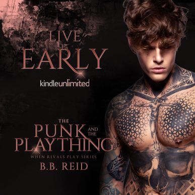 Punk and the Plaything Live Early Graphic