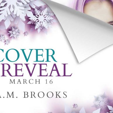 #MNGirl Cover Reveal Graphic For A.M. Brooks