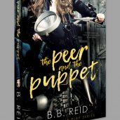 The Peer and The Puppet Limited Edition Print Cover (Front) For B.B. Reid